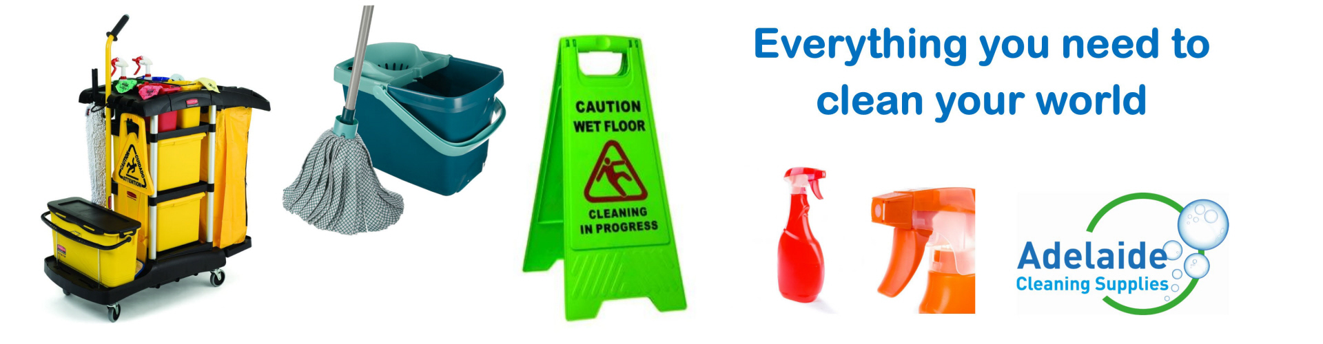adelaide cleaning supplies